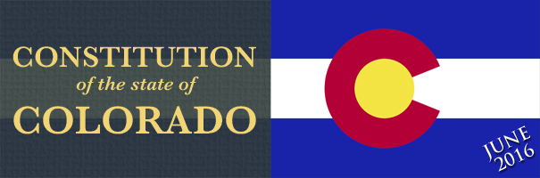 Banner-constitution of colorado