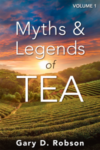 Myths & Legends of Tea front Cover