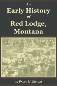 Early History of Red Lodge cover 1800x2700